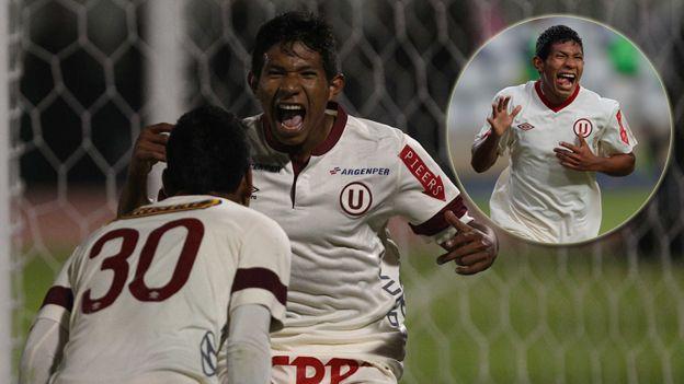 Universitario: revive los cinco goles de Edison Flores con la camiseta crema (VIDEO) #Depor