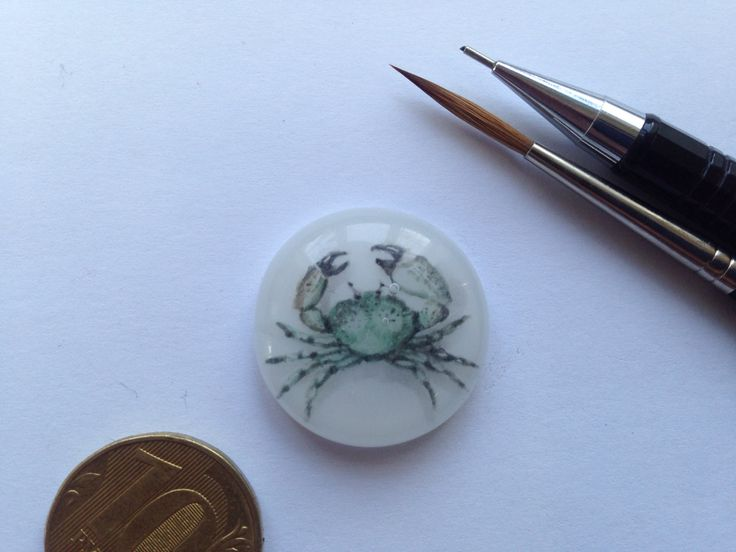 glass miniature