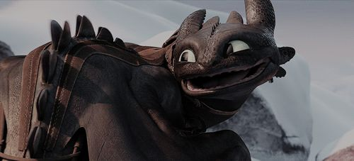 how to train a dragon porn