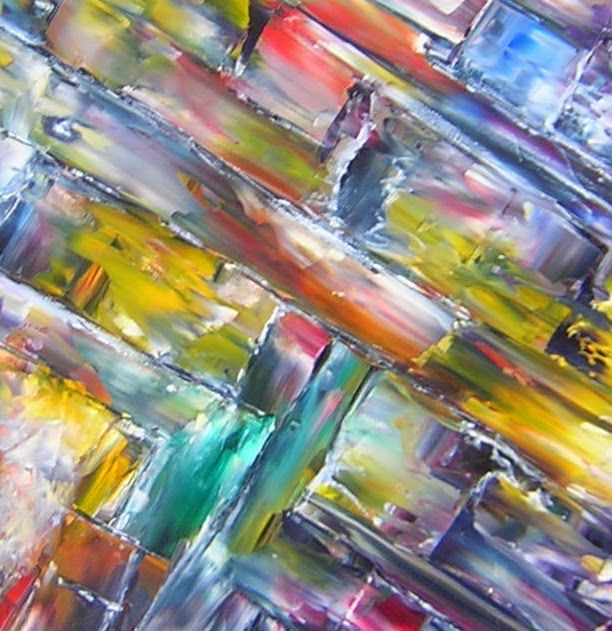 "ONE STEP BEYOND Original Oil Painting24""X24"" BY John R Jurisich"