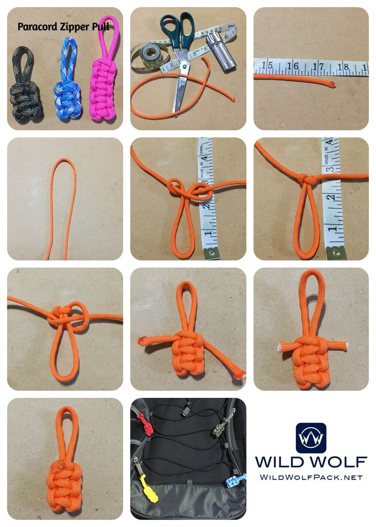 Best 25 paracord zipper pull ideas on pinterest for Paracord projects
