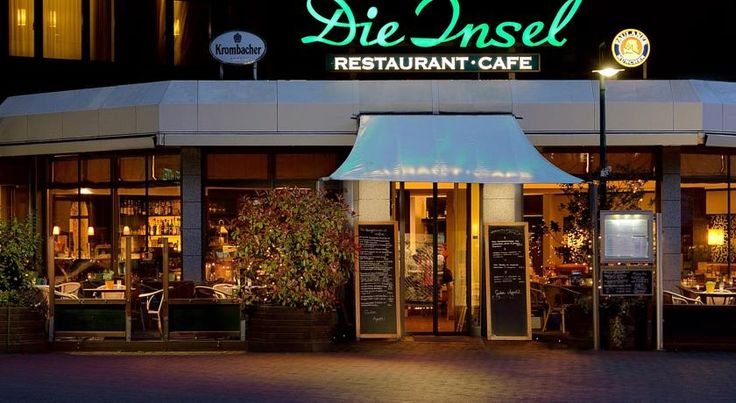 Insel Hotel Bonn - Superior Bonn A wellness centre with a sauna and gym as well as free WiFi are offered by this hotel. Located next to the spa gardens, it is a 5-minute walk from Bad Godesberg Station.