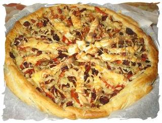 Pizza i tarta - Kuchnia Pięciu Przemian