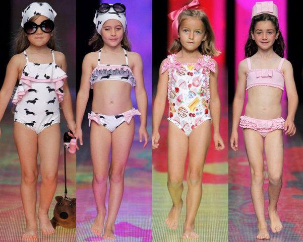 Moda Infantil Gran Canaria Swimwear Fashion Week