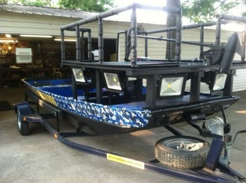 69 best bow fishing boat images on pinterest bow fishing for Bow fishing boats