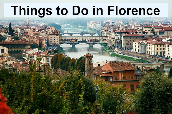 Travel Guide - Things to do in Florence, Italy: http://www.ytravelblog.com/things-to-do-in-florence/