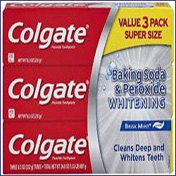 La crema dental con peróxido es un gran aliado en la limpieza del hogar.