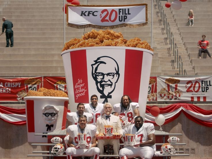 kfc strength Pepsico, inc is an american multinational food, snack, and beverage corporation headquartered in purchase  kfc, hot 'n now, east side mario's, d.