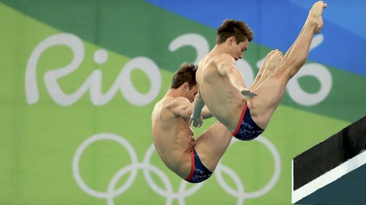 Goodfellow misses out on recognition as Daley's diving partner