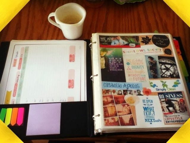 Coming VERY Soon: Detailed Post on how to Create Your Own Life Binder!