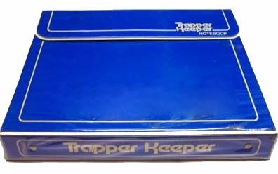 You were totally uncool in elementary school if you didn't have a trapper keeper!