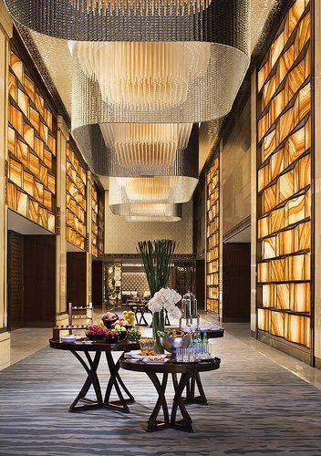 Contemporary Hospitality Ideas | design | interior | incredible | lighting | luxury | stylish