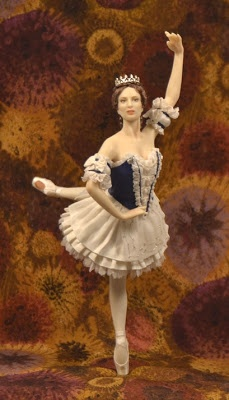 Good Sam Showcase of Miniatures: July 2012. Maria Jose Santos ( Carabosse Dolls)