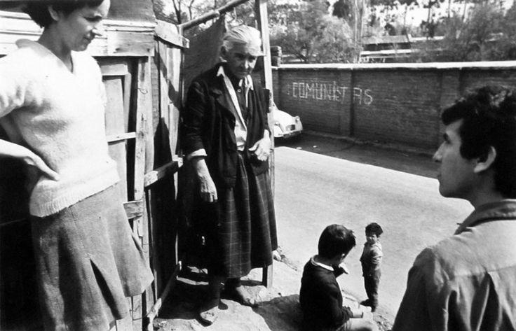 Víctor Jara, fotografía de Luis Poirot