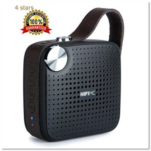 Micro Music System Bluetooth Speaker