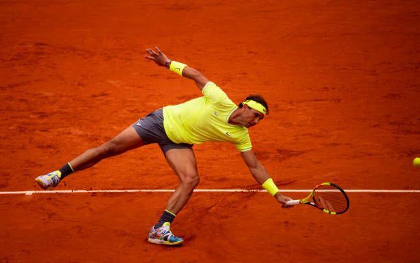 2019 French Open Final Rafael Nadal Vs Dominic Thiem Tennis Racquet Tennis Videos Rafael Nadal