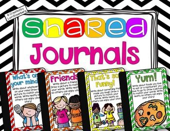 Shared Journals are great for your work on writing center. Just attach these labels to the front of marble or spiral notebooks and the children will enjoy writing about and/or responding to what others have written. For example, in the ouch book, a child can write about a time he/she got hurt.