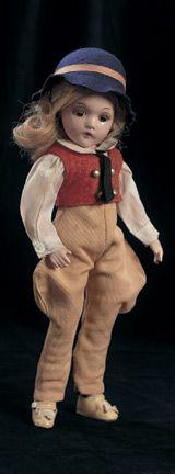 """~ """"Wendy-Ann"""" Madame Alexander Doll ~ (1936)"""