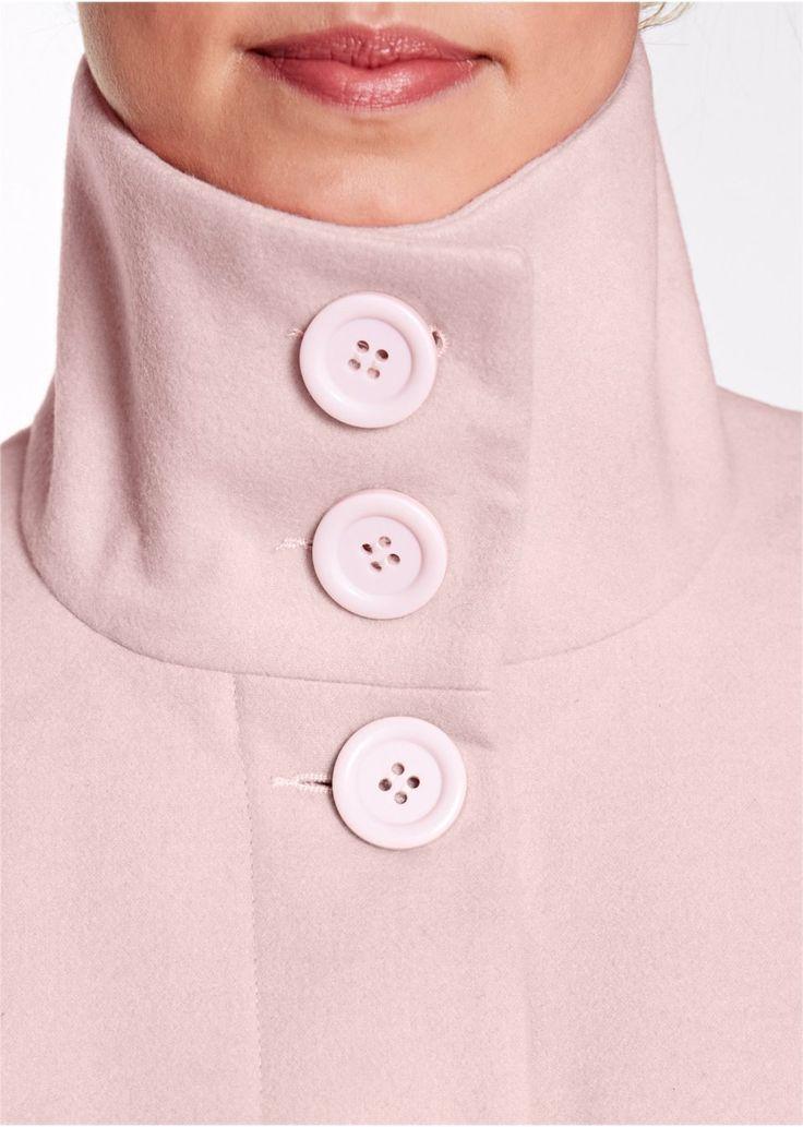 Płaszcz Atrakcyjny płaszcz ze stójką i • 189.99 zł • bonprix