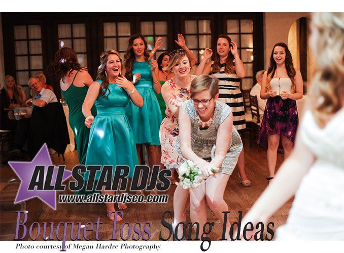 Bouquet Toss Song Ideas 2015