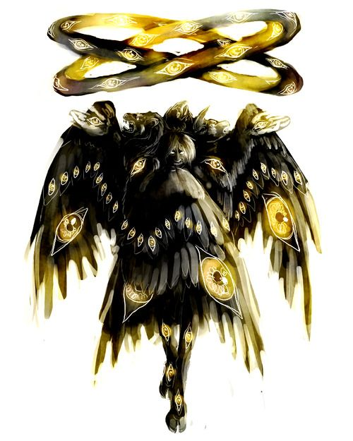 Seraphim angel bible