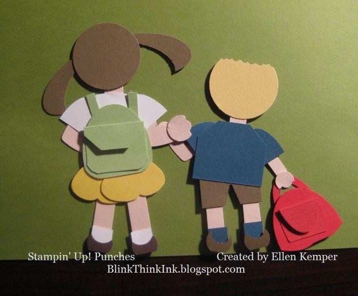 Blinkin', Thinkin', & Inkin': More Back to School