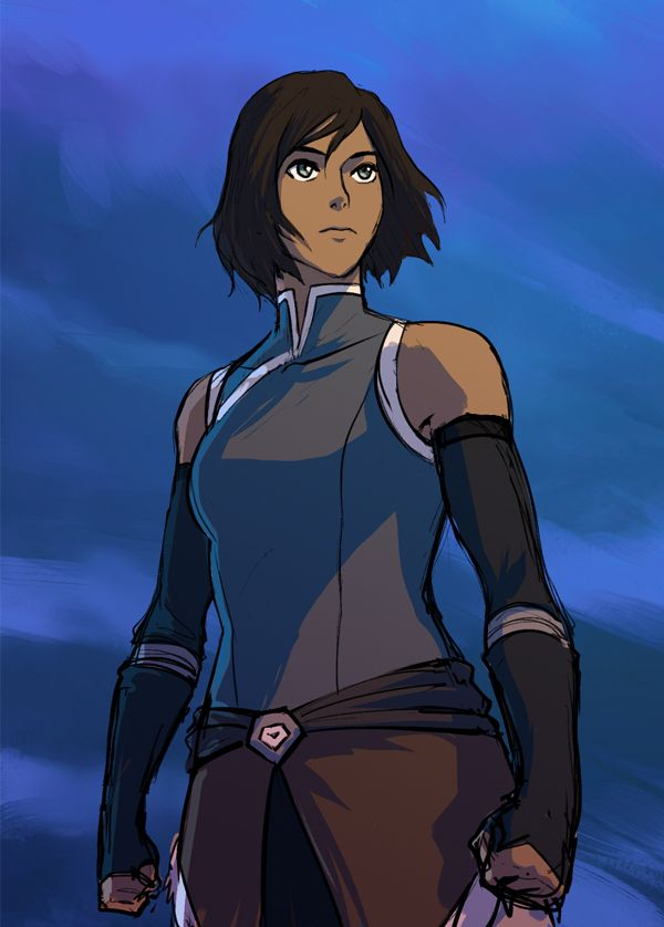 korranation:  Hey Korra Nation, BIG NEWS!!! IF THIS PICTURE(drawn by the one-and-only Bryan K) GETS OVER 15,000 NOTES, WE'LL RELEASE OUR FIRST EXCLUSIVE CLIP FROM BOOK 4 ONLINE TOMORROW MORNING! So what're you waiting for? Let's do this!!!  Looks like you hit the target!