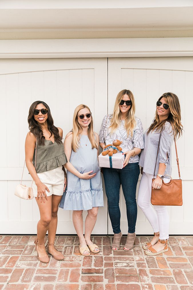 Style Guide What to Wear to Three Different Kinds of Baby