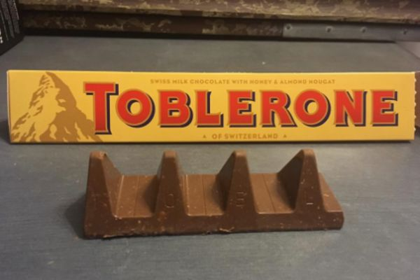 As Toblerone shrinks, UK consumers vociferously 'mind the gap':Mondelez International said the decision to decrease the weight of the Swiss chocolate bars was due to rising ingredient costs, not Brexit. Brits were not amused.