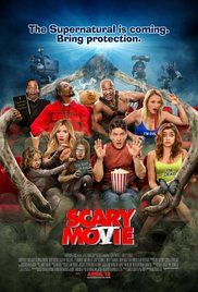 The Movie Scary Movie 5. A couple begin to experience some unusual activity after bringing their lost nieces and nephew home. With the help of home-surveillance cameras, they learn they're being stalked by a nefarious demon.