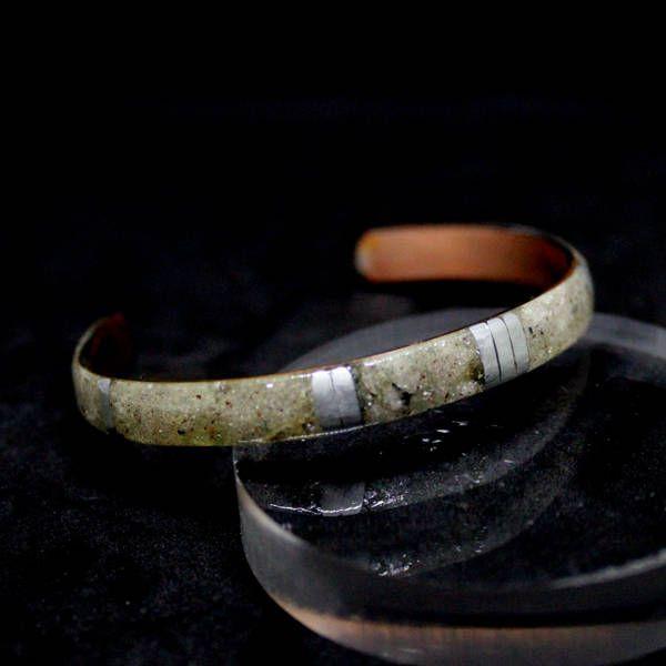 Bijoux Phosphorescent bracelet en quartz blanc phosphorescent | bijoux | pinterest