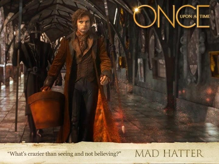 Ouat Mad Hatter Quotes. QuotesGram