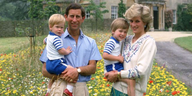 I was lucky enough to see her once. Still can hardly believe she's dead- so young. 17 Things You Didn't Know About Princess Diana  - Veranda.com