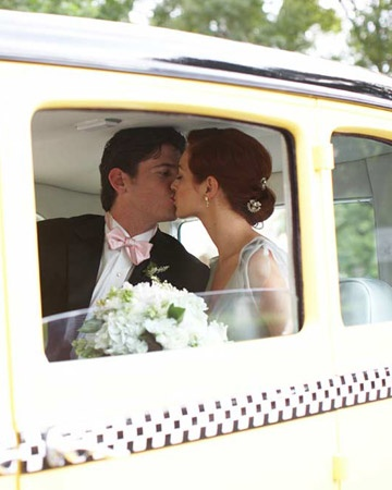 Marry You Me: Real Wedding: Jazz Age Inspired