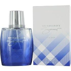 Burberry Summer by Burberry, 3.3 Ounce, (burberry cologne, mens fragrance, aqua di gio, fragrance, men, summer)