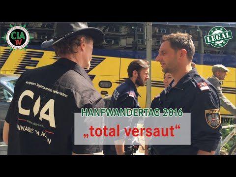 Hanfwandertag 2016 - TOTAL VERSAUT - CIA-TV berichtet