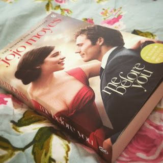 Polkadot's Book Blog: Review: Me Before You - Jojo Moyes