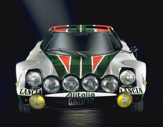 Lancia Stratos, Marcello Gandini - Bertone 1973/76
