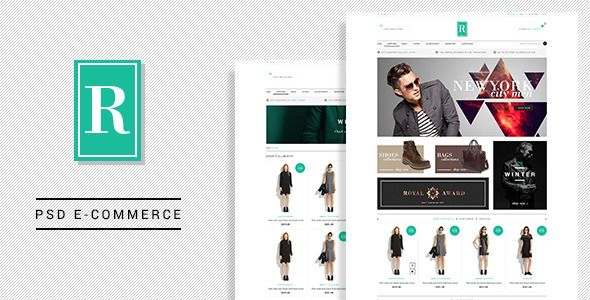This Deals Royal  E-Commerce PSD Templatewe are given they also recommend where is the best to buy