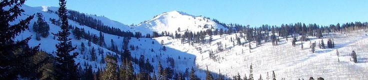 Park City, UT ski resort