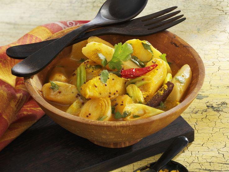 Fruchtiges Schwarzwurzel-Curry - smarter - Zeit: 25 Min.   eatsmarter.de