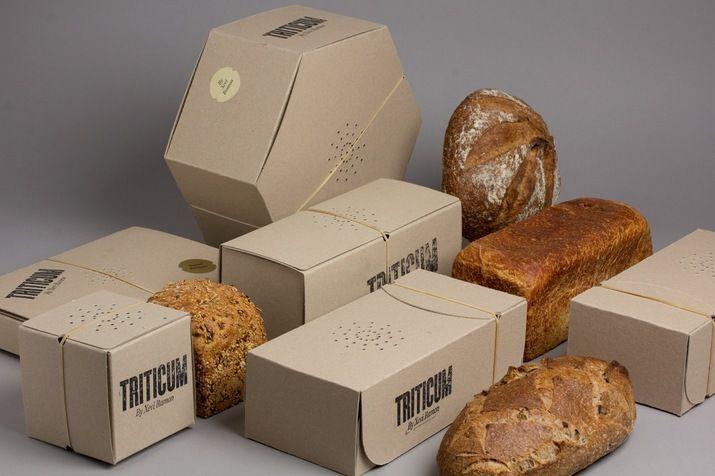 Triticum - Packaging que se huele