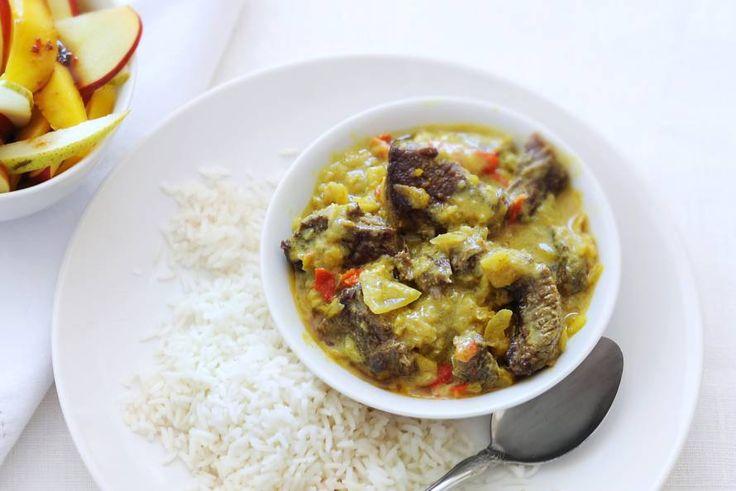 Kijk wat een lekker recept ik heb gevonden op Allerhande! Indonesisch draadjesvlees