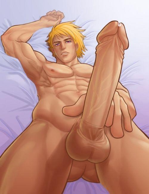 chicos guapos desnudos manga hentai