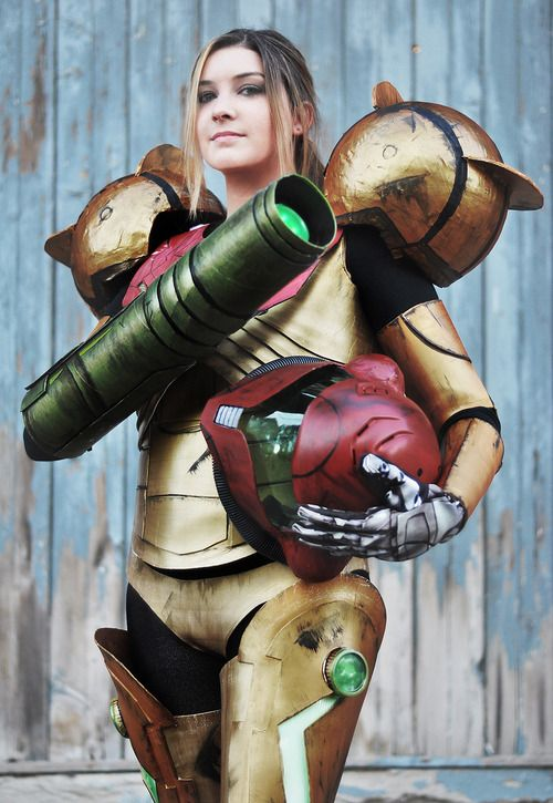 The Samus Aran DIY Project: Arm Cannon | My Glamour Box ...