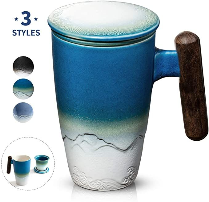37+ Tea cup with infuser and lid trends