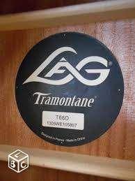 Guitare Lag T66D