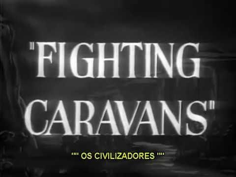OS COLONIZADORES - filme de faroeste/western com Gary Cooper