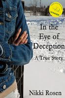 """""""In the Eye of Deception is a story of how God transformed a little girl raised in horrendous abuse, into a victorious adult. The author now reaches out with a message of hope and healing to those who have suffered as she did. A 'must read' story!"""" Maury Blair, Author of Child of Woe"""