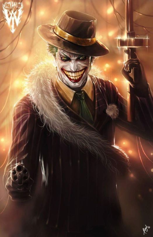 The Joker by Ceasar Ian Muyuela